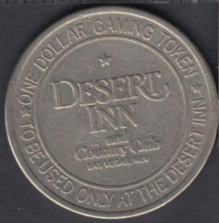 Casino - Desert Inn - Las Vegas - Nevada - $1