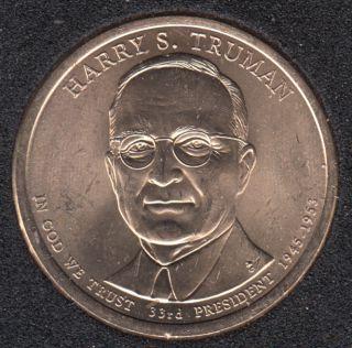 2015 P - H.S. Truman - 1$