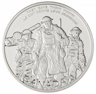 2006 - $30 - Sterling Silver Coin - National War Memorial