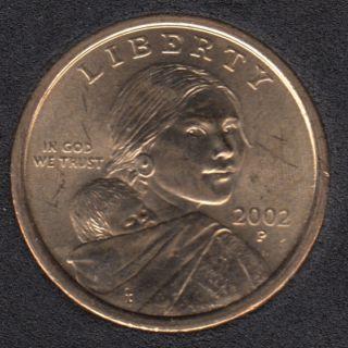 2002 P - Sacagawea - Dollar