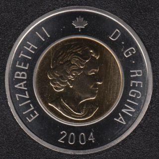 2004 - Specimen - Canada 2 Dollars