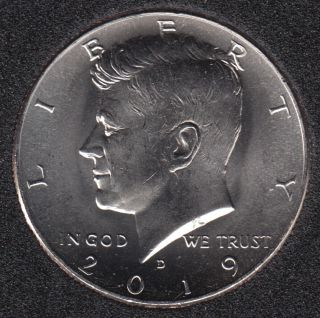 2019 D - Kennedy - 50 Cents