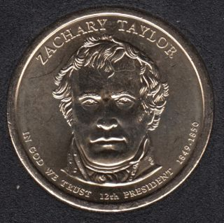 2009 P - Z. Taylor - 1$