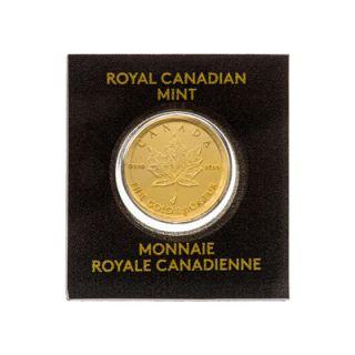 2015 - 1g - 50¢ Feuille d'Erable Canadienne * TÉLÉPHONE SEULEMENT *