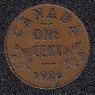 1926 - Canada Cent