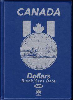 $1.00 Album Canada Uni-Safe (Dollar) Pas de Date