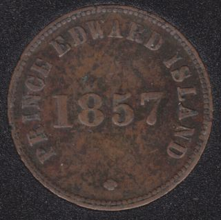 P.E.I. 1857 Self Government and Free Trade - PE-7C2