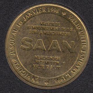 1997 - 1947 - Saan Store - $1