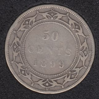 Newfoundland - 1899 - N '9' - 50 Cents