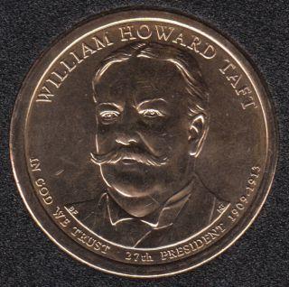 2013 D - W.H. Taft - 1$