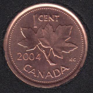2004 - B.Unc - Canada Cent