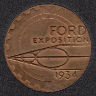 1934 - Ford Exposition