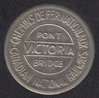 Pont Victoria & Jacques Cartier - Jetons de Payage