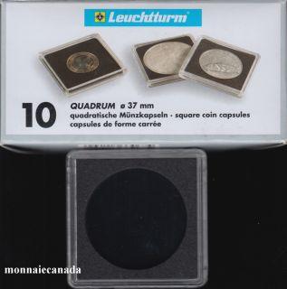 Capsules QUADRUM 37 MM