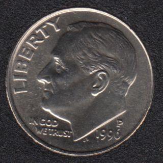 1996 P - Roosevelt - B.Unc - 10 Cents