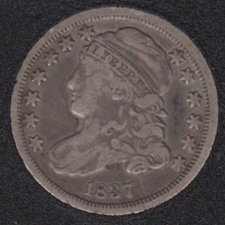 1837 - 10 Cents