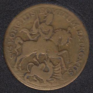 S. Georgius Eocvitum Patronus