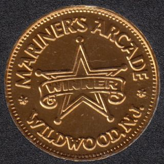Arcade - No Cash Value - Mariner's - Willwood - 1 Win