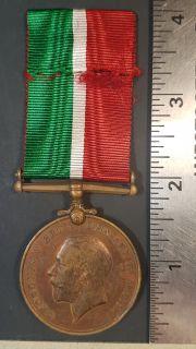 #1-227 1914-1918 Mercantile Marine War Medal