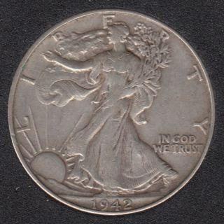 1942 - Liberty Walking - 50 Cents