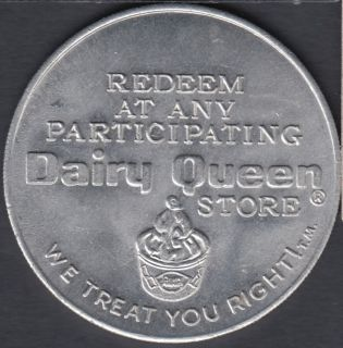 Dairy Queen - Free Sundae or 40¢