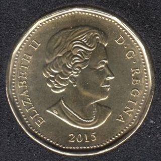2015 - B.Unc - Canada Huard Dollar