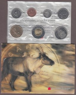2001 -  BRILLIANT UNCIRCULATED SET