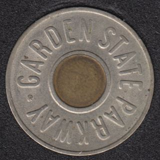 Garden State Parkway - Car Fare Only