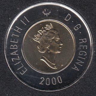2000 W - NBU - Canada 2 Dollars