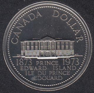 1973 - Proof Like - Nickel - Canada Dollar