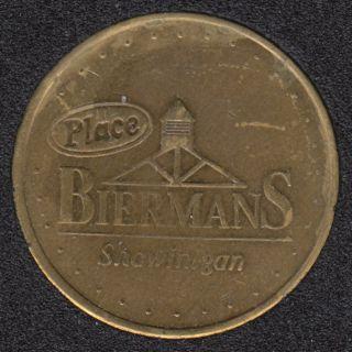PLace Bierman's - Shawinigan Quebec