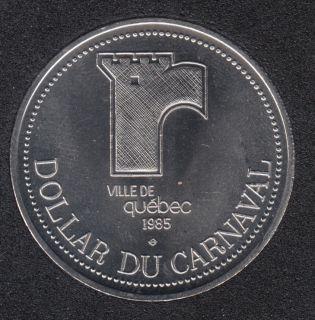 1985 Carnaval de Quebec - Dollar de Commerce