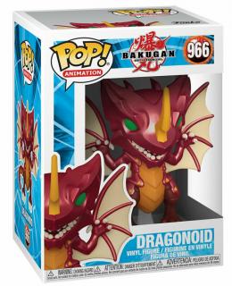 Bakugan Battle Brawless - Dragonoid #966 - Funko Pop!