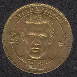 1998 - McDonald - Steve Yzerman- Keith Primeau - Equipe Canada Olympique