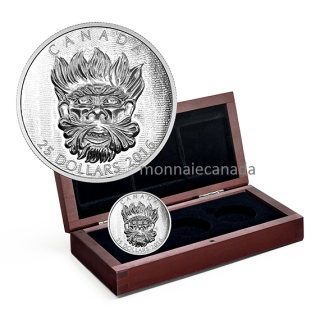 2016 - $25 -Fine Silver Ultra-High Relief 3-Coin – Sculptural Art of Parliament