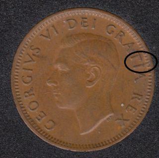 1951 - Break I to Rim - Canada Cent