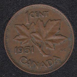 1951 - Canada Cent