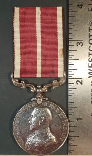 #1-252 WW1 Meritorious Service Medal King George V British Military Decoration