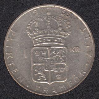 1956 TS - 1 Krona - Suede