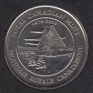 2000 - 1975 - Winnipeg MRC Medallion