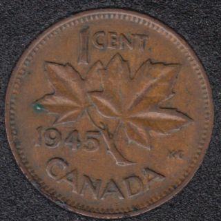 1945 - Canada Cent