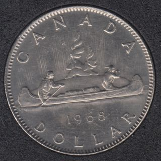 1968 - Small Island - Nickel - Canada Dollar