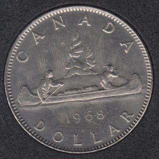 1968 - B.Unc - Small Island - Nickel - Canada Dollar