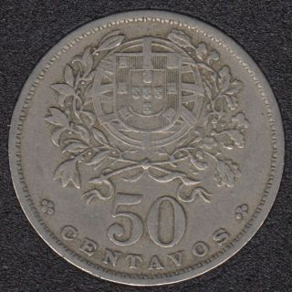 1931 - 50 Centavos - Portugal