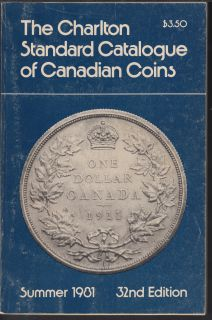 1981 - Charlton - Standard Catalogue of Canadian Coins Summer - Usagé