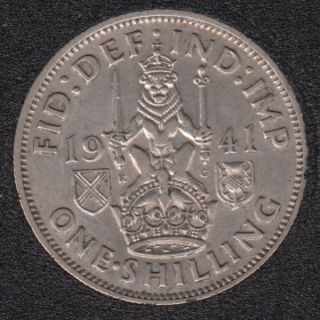 1941 - Shilling - Grande Bretagne