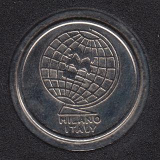 Milano - Italy - Gettone (token)
