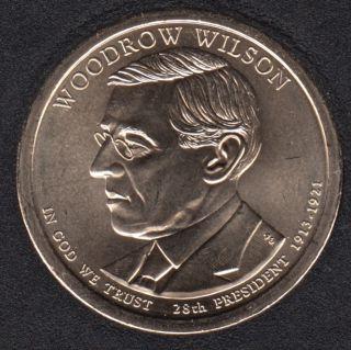 2013 P - W. Wilson - 1$