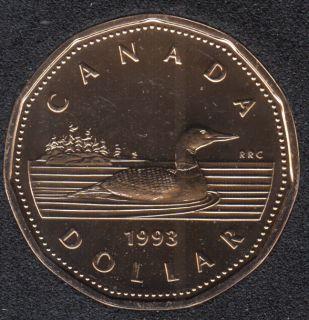 1993 - NBU - Canada Huard Dollar