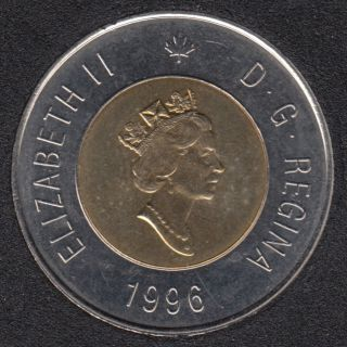 1996 - B.Unc - German Planchet - Canada 2 Dollars